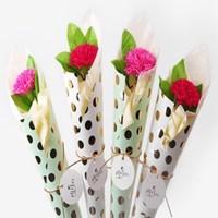 [인디고샵] 감사해요 레드 카네이션 비누꽃한송이 (1set)