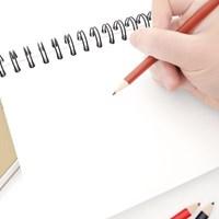 펜슬 스케치 드로잉 노트 ver.3