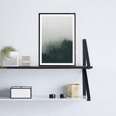 에이모노 A3 액자 - 블랙