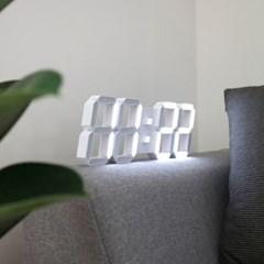 플라이토 3D LED 벽시계