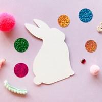 토끼 DIY 가랜드