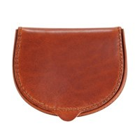 Big Coin Pouch COGNAC