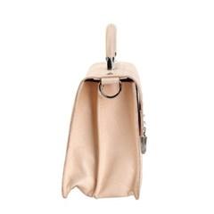 Miki Small Postman Bag Natural