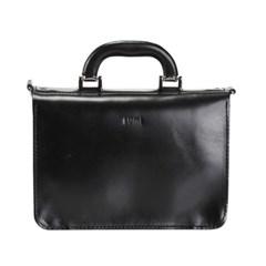 MIKI Postman bag Black
