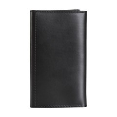 Karl Passport Wallet Black