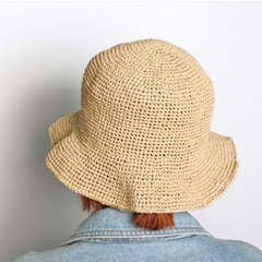 [DIY 손뜨개] 우디 벙거지 모자