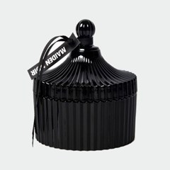 메이든느와르 블랙 보석함 캔들 (200g)