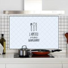 [트리빔하우스] 주방 쿡 인테리어 보드 895X500