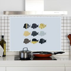 [트리빔하우스] 주방 쿡 인테리어 보드 600X500