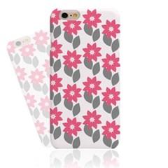 Cute Simple Pink Flower (HF-133C) Hard Case
