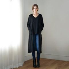Robe Coat - Black