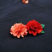 Gomgom Carnation Brooch