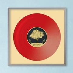 LP 메탈 액자 - get nature