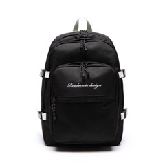 [로아드로아] OH OOPS BACKPACK (BLACK)_(642941)