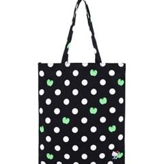 [Hello Kitty] Polka Dot Shoulder Bag(Navy)_(528957)