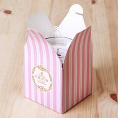 [인디고샵] [금박] 핑크 클래식 에꼬 상자 중 (2set)