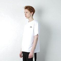 PEPPER LOGO T-SHIRT[WHITE]