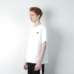 PEPPER LOGO T-SHIRT[WHITE]