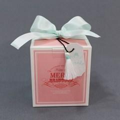 아이씨엘 태슬 사각 - Pink Lovely