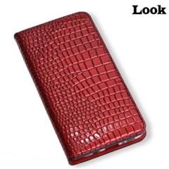룩 갤럭시S8(SM-G950) 뉴몬스터 플립 핸드폰 케이스