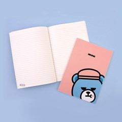 [퍼니디] YG KRUNK 크렁크 A5유선 제본노트_(492838)