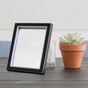 [트리빔하우스] 프레임 사각 탁상 거울