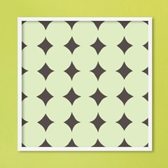 LP 메탈 액자 - color dot