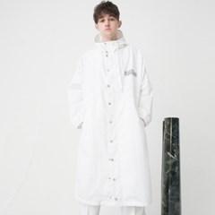 Reflect Rain Coat (WHITE)
