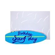 (lunelapin) 서프 데이 카드