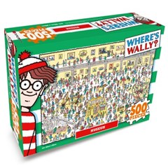 월리를 찾아라 직소 퍼즐 500pcs 박물관