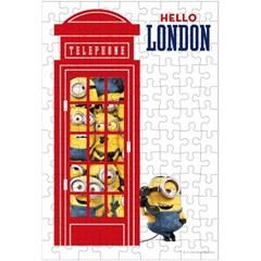 슈퍼배드 큐브 직소 퍼즐 108조각 런던