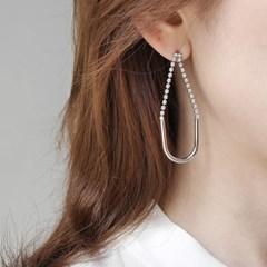 u cubic earring