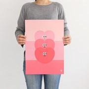 솜솜 A3 포스터