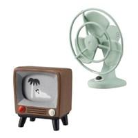 데꼴 2017 여름 Hawaii 피규어 선풍기와 TV