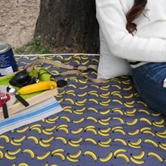 NEW 피크닉매트 바나나