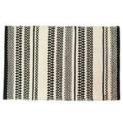 아그라 인도산 면발매트[50x70](2스타일)