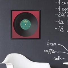 LP 메탈 액자 - classic