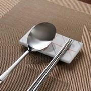 [케이메종] 레이니 도자기 수저받침