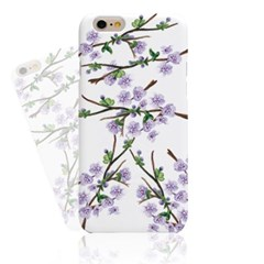 Watercolor Purple Blossom (HF-142B) Hard Case