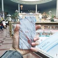 Initial Marble Case 이니셜 마블 유광케이스 (아이폰6s)