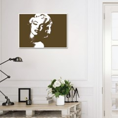Marilyn Monroe _ 느낌이좋은 마릴린먼로 드로잉 포스터