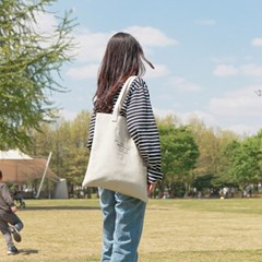 [옐로우스톤] 에코백 CANVAS ECOBAG -YS2025IR /IVORY