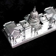 메탈퍼즐-미국국회의사당