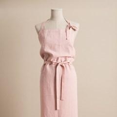 메르시 앞치마-핑크