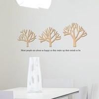 우드스티커- 가지나무 (반제품) W495 월데코