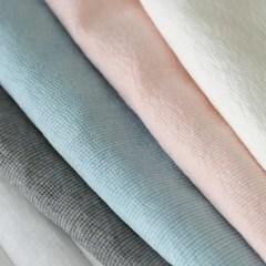 풍기인견 충무누비 베개커버-4color