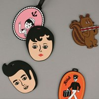 TRAVEL NAME TAG 5종