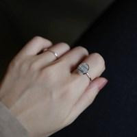 밀크 Ring (silver925)