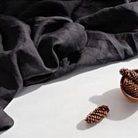 [Fabric] 100% 퓨어린넨 퓨리티 - 딥차콜
