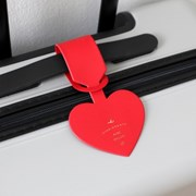 AIRE HEART NAME TAG